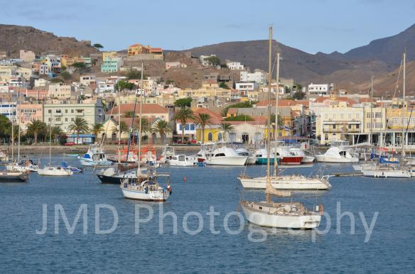 Port of Mindelo - Sao Vicente, Cape Verde 2012