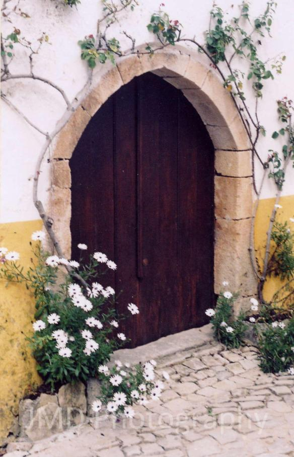 Sweet Door - Obidos, Portugal 2007