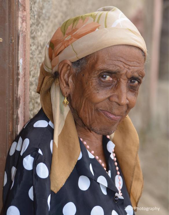 Dona in Dots - Santiago, Cape Verde 2012