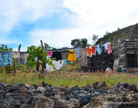 Fogo Laundry Day I - Fogo, Cape Verde 2012