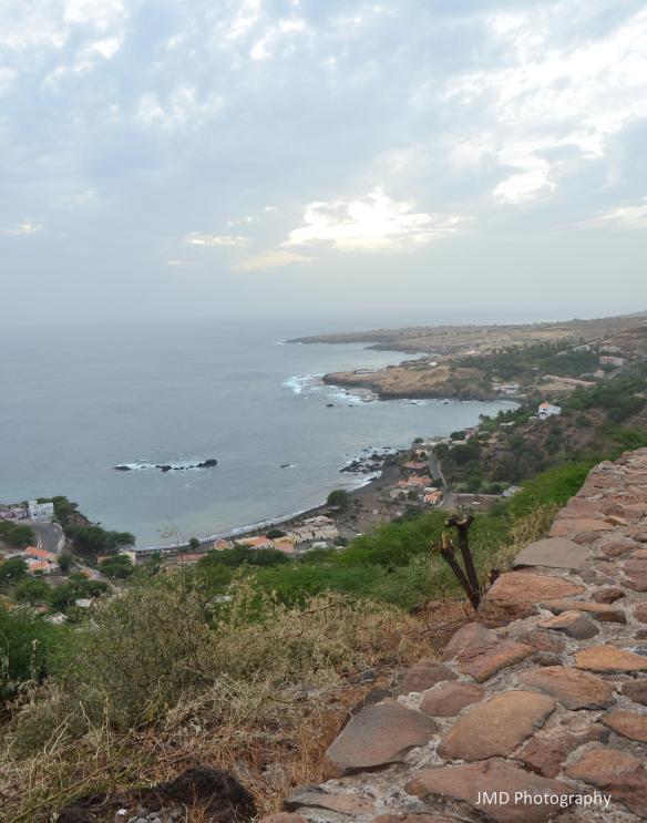 Vista de Cidade Velha - Santiago, Cape Verde 2013