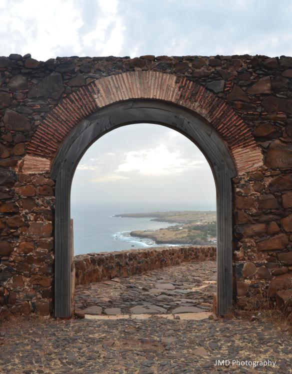 Porta de Cidade Velha - Santiago, Cape Verde 2013