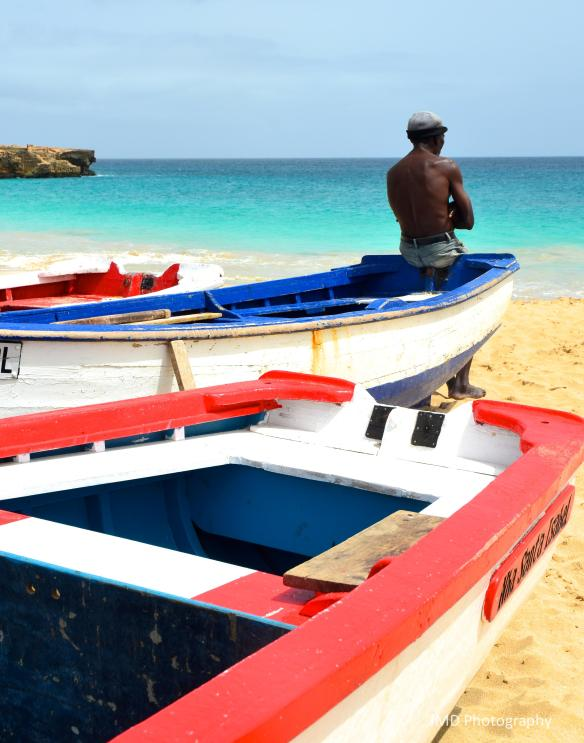 Maio Boatman - Maio, Cape Verde 2013