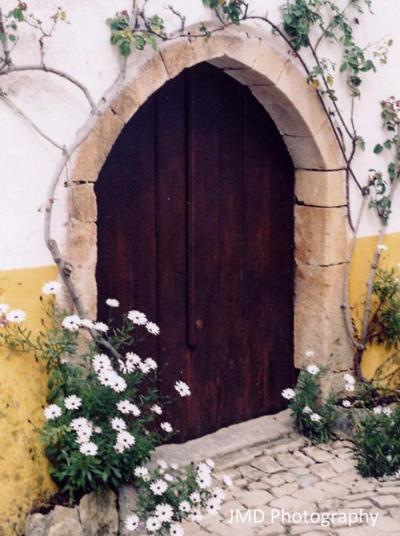 Sweet Door - Obidos, Portugal 2007